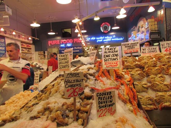 Seattle Seafood