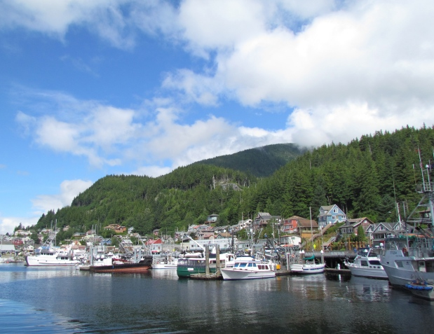 Fish and Feast in Ketchikan, Alaska