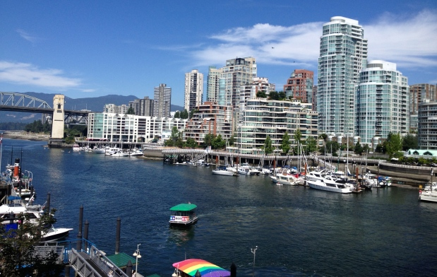 Vancouver: Canada's Outdoorsy Urban Oasis