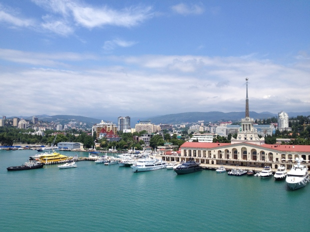 Sochi: Russia's Sub-tropical Olympic City