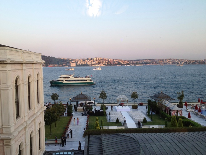 Four Seasons Bosphorus, Istanbul, Turkey