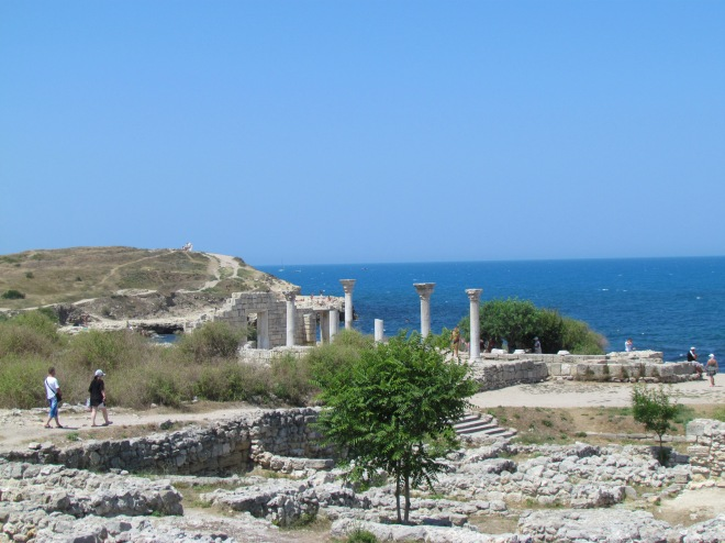 Chersonesus, Sevastopol, Crimea, Crimean Peninsula