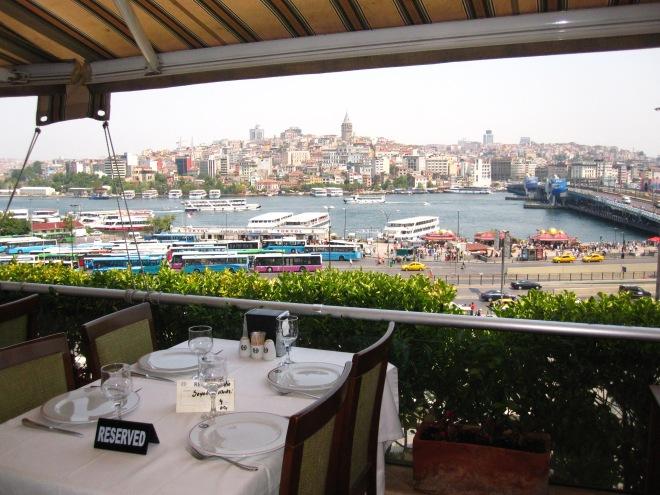 Hamdi Restaurant, Istanbul, Turkey