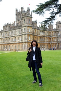 Highclere Castle, England, UK