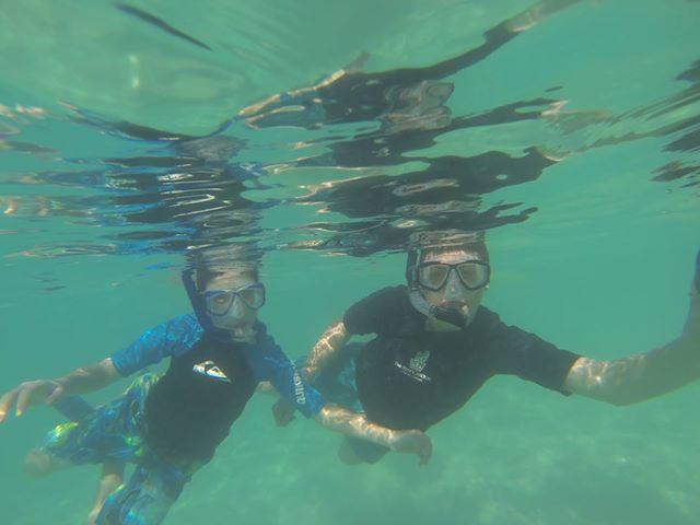 Snorkeling, Grand Cayman