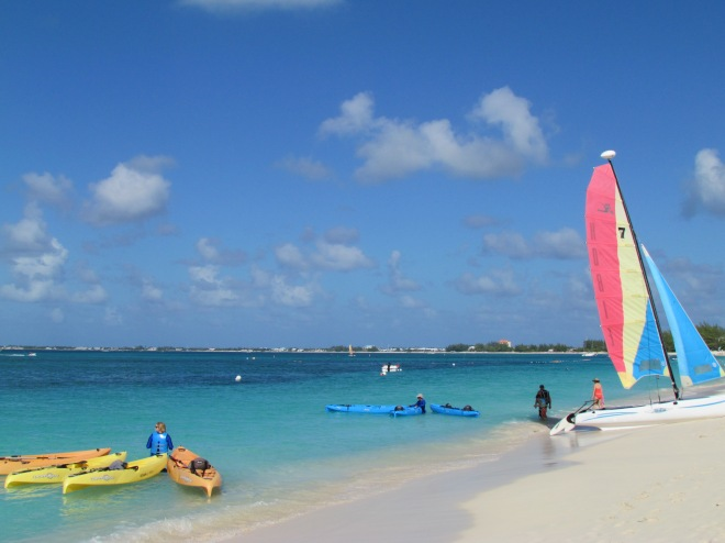 Seven Mile Beach, Ritz Carlton, Grand Cayman