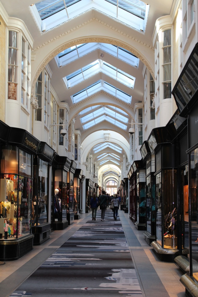 Piccadilly Arcade, London, England