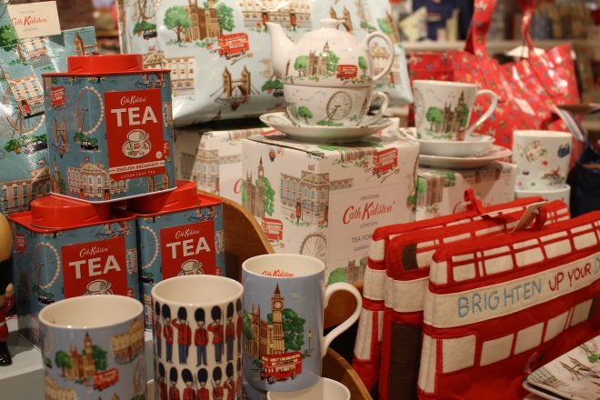 Cath Kidson, London, England
