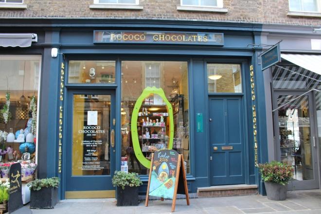 Rococo Chocolates, London, England