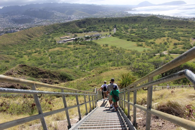 Diamond Head State Monument, Oahu, Hawaii