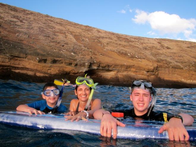Molokini, Maui, Hawaii