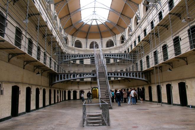 Kilmainhan Gaol, Dublin, Ireland