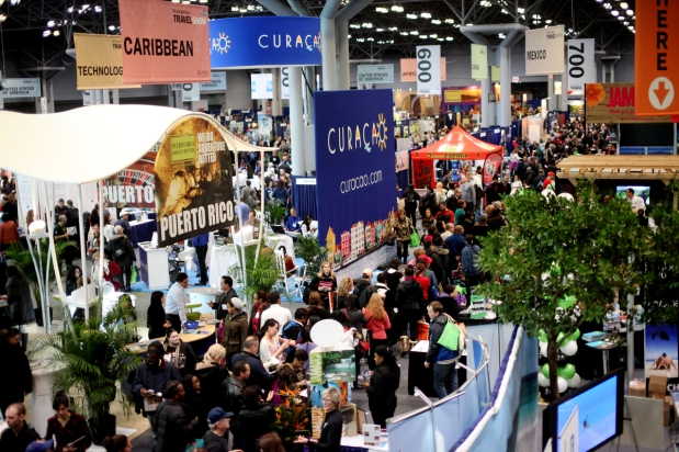 New York Times Travel Show2016
