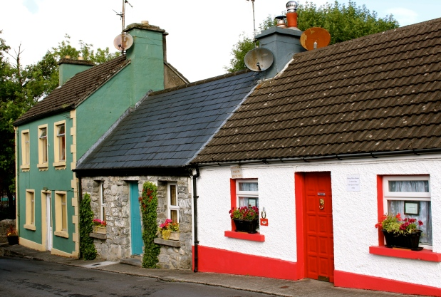 Live like a Queen in County Mayo, Ireland