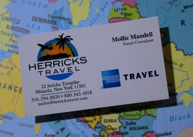 Herricks Travel American Express