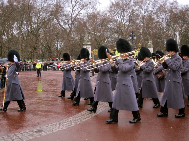 Changing the Guard, Buckingham Palace