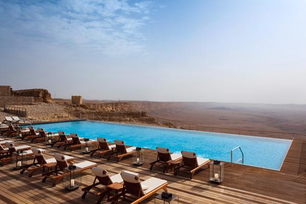 Beresheet Hotel, Mitzpe Ramon, Israel