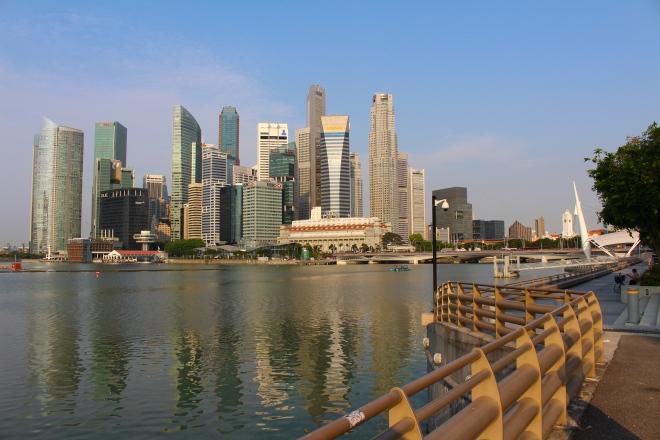 Promenade, Singapore