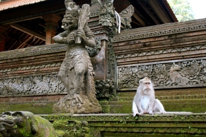 Sacred Monkey Forest, Bali, Indonesia