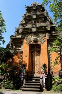 Puri Saren Agung, Bali