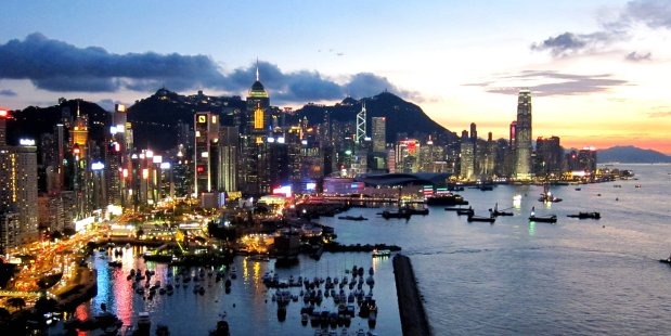 Best of Hong Kong Island