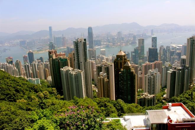 Victoria Peak, Hong Kong Island