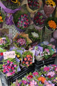 Flower Market, Hong Kong