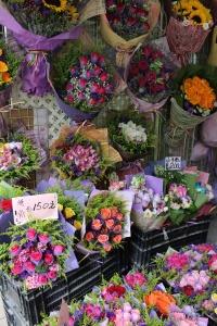 Flower Market, Hong Kong