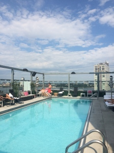Gansevoort Hotel Meatpacking New York City