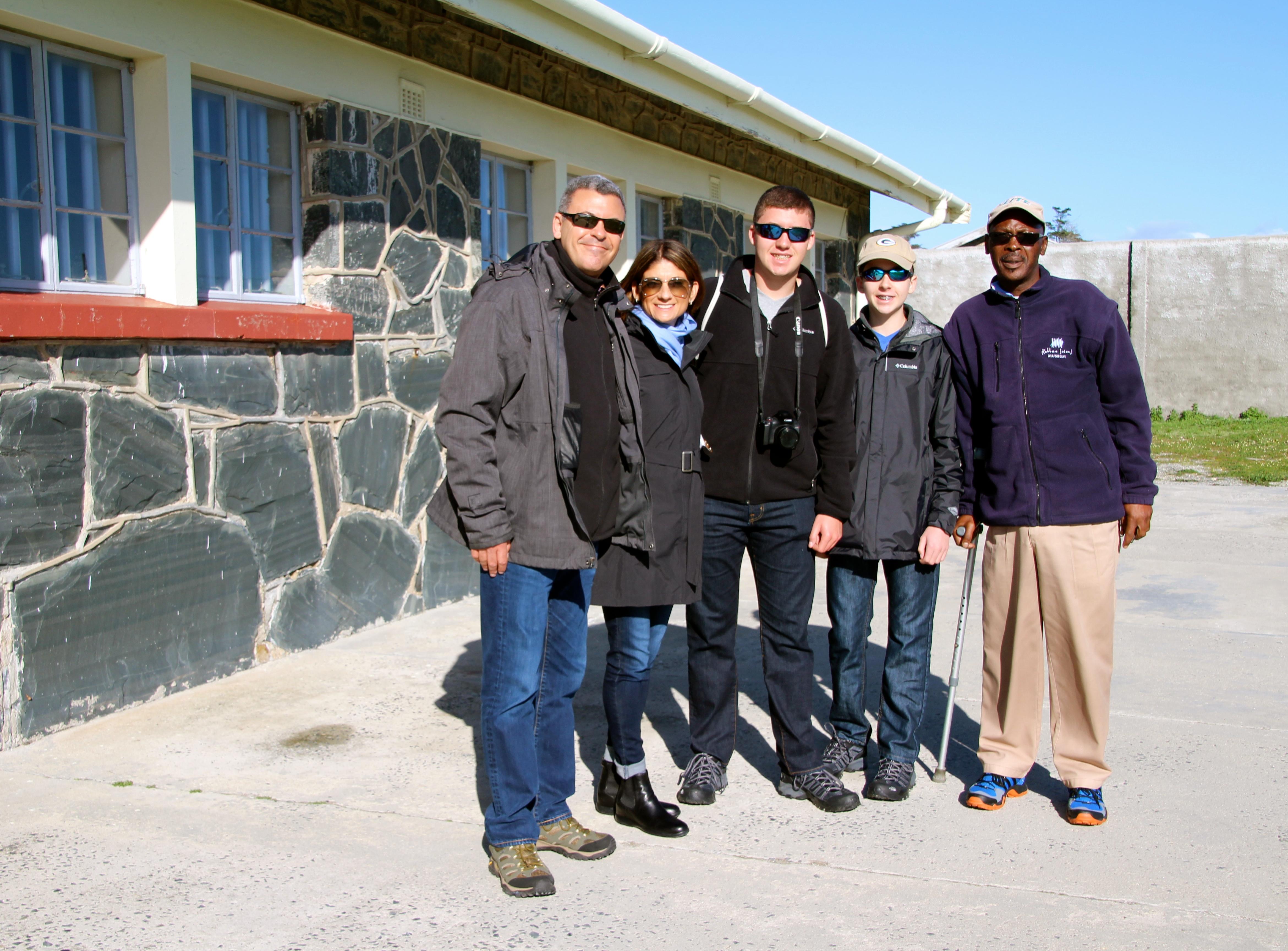 Robben Island, Cape Town