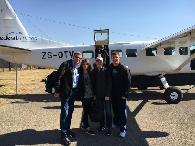 South Africa, Federal Air