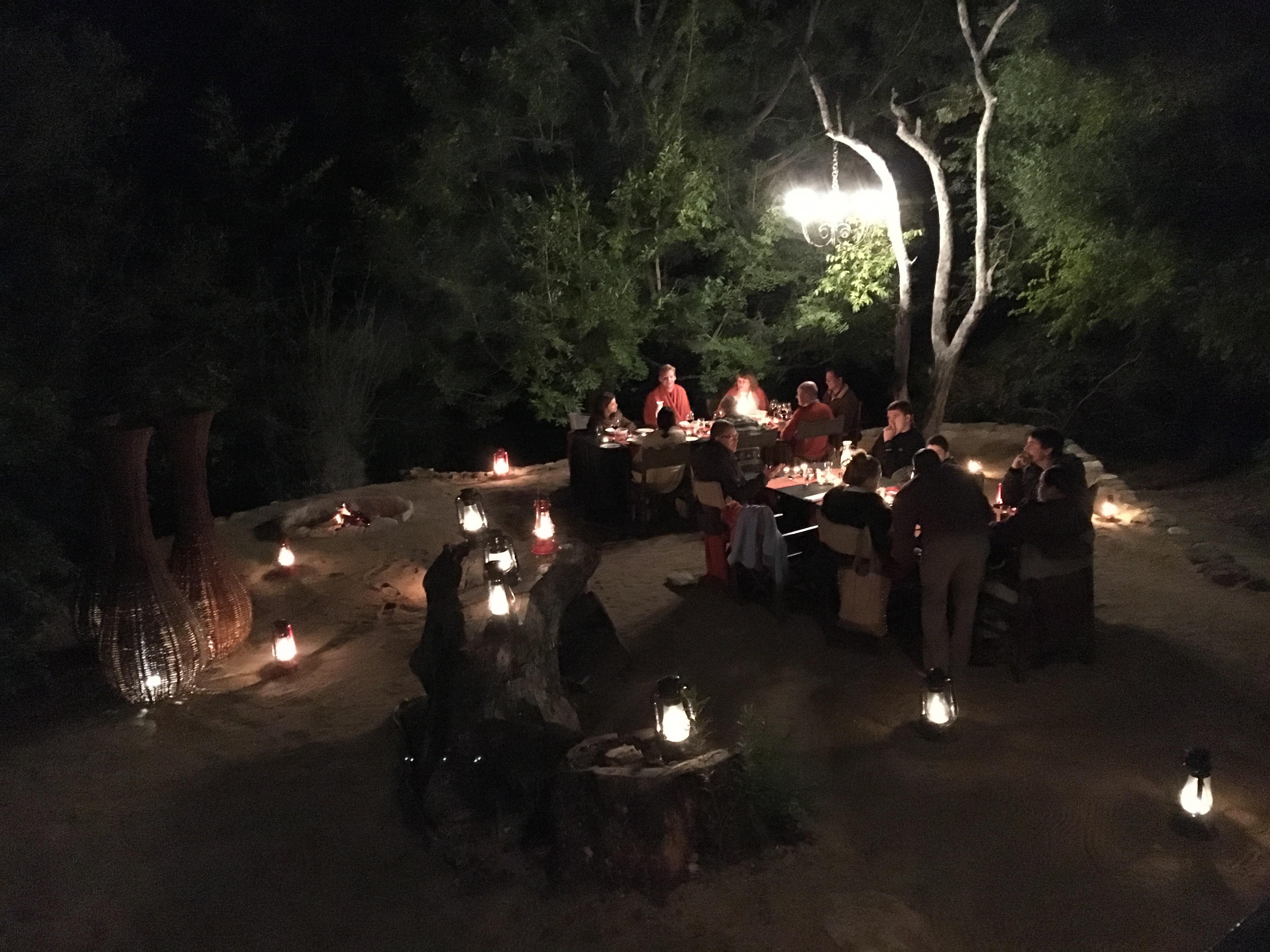 Little Bush Camp, Sabi Sabi