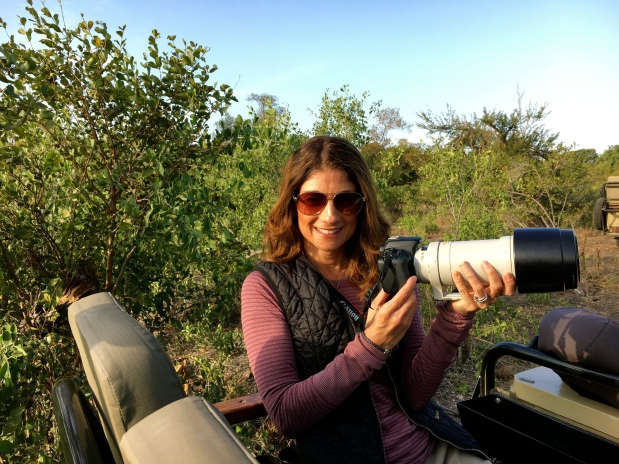 Tintswalo, Manyeleti Safari