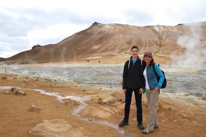 Namaskars, Iceland