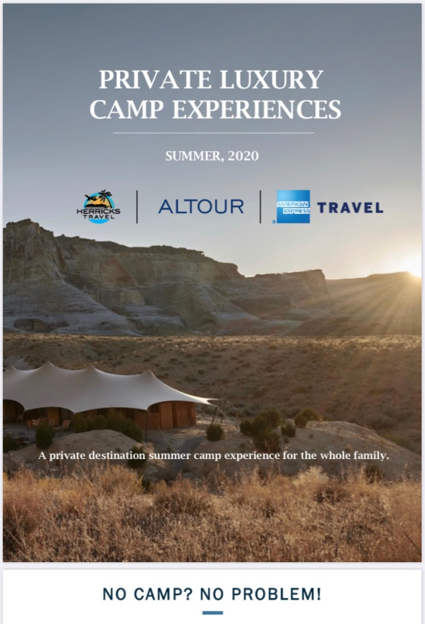 Private Camp Experiences